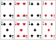 Cartas de Poker Para Imprimir PDF