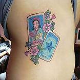 Tatuaje de Loteria Mujer.jfif