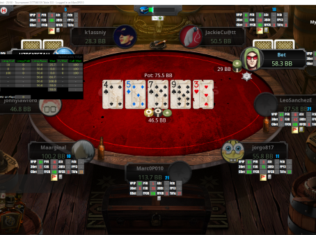 Usando HUD's de Poker Tracker 4 para Ganar Dinero en Freerolls de PokerStars
