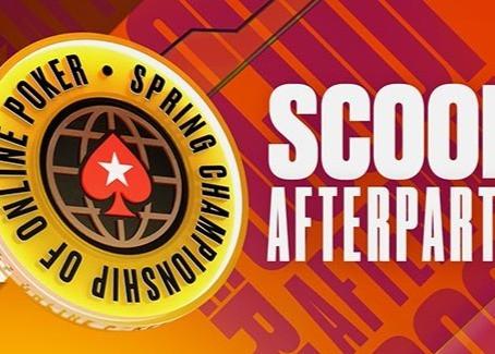 ¿Se puede ganar en el Freeroll de SCOOP Afterparty Daily en PokerStars?