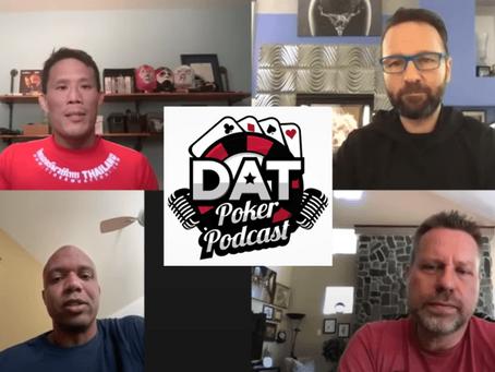 Phil Ivey se abre en una rara entrevista para el episodio número 100 del podcast de DAT Poker