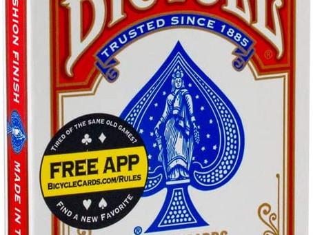 Mi Misión: Buscar las Mejores Barajas/Cartas para Jugar Poker a los Mejores Precios... 1.ª Parte