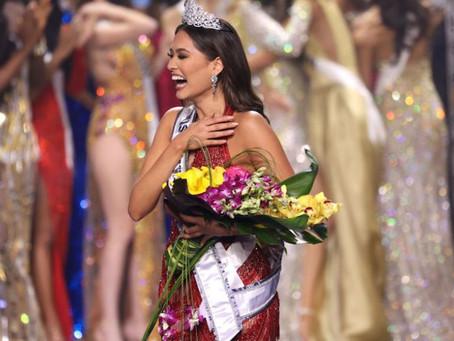 Andrea Meza de México gana en Miss Universo 2021, pero pierde en Freeroll de Pokerlatinos!