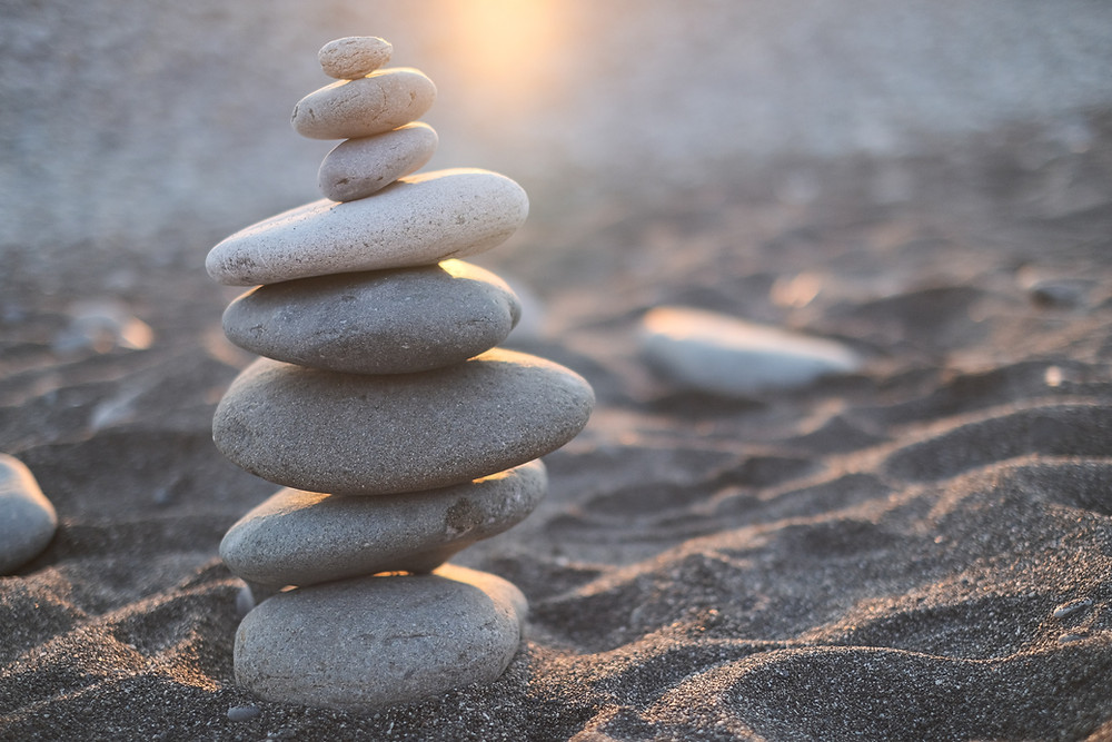 finding balance in busy world