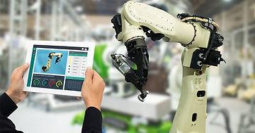 Industrial Robots in Thailand