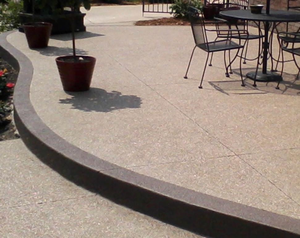 2012 Potoroka Concrete Photo of Exposed