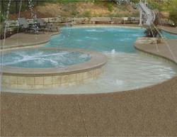Potoroka Concrete Pool Deck Mi