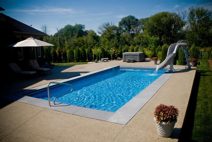 Pool Decks by Potoroka Concrete Concr