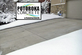 Potoroka Concrete Heated Driveways Photo
