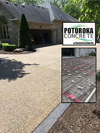 Potoroka Concrete Installation of Heated