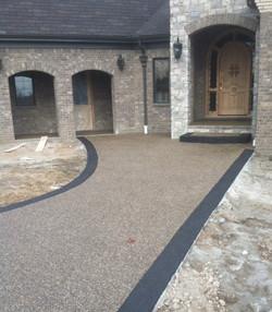 Porch Potoroka Concrete