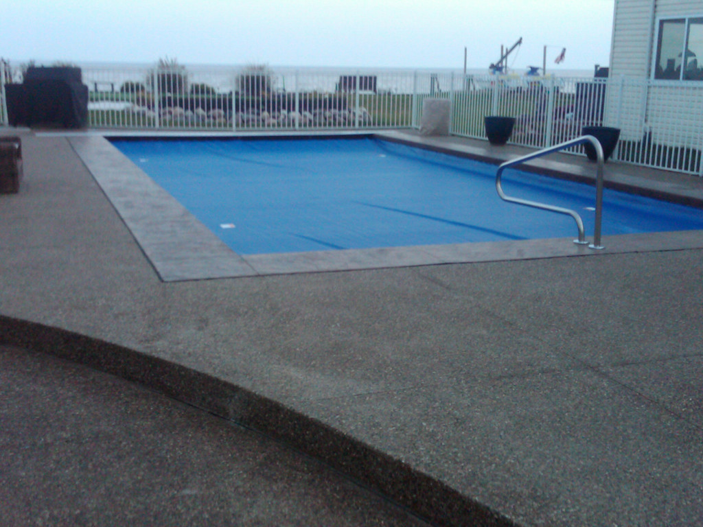 Liner Pool Concrete By Potoroka Concrete