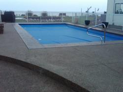 Liner Pool Concrete By Potoroka Concrete