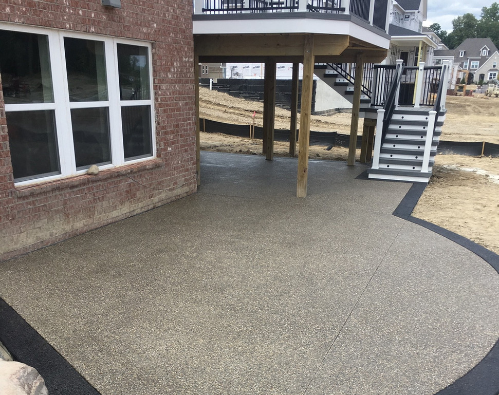 Expsed aggreagte Concrete Potoroka Concr