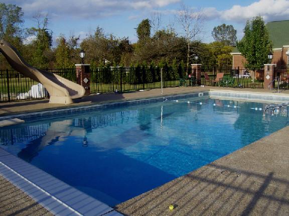 Pool deck Concrete By Potoroka Concrete