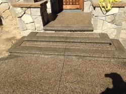 potorokaconcrete porch