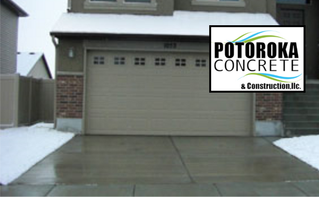 Full Coverage Heated driveway Potoroka.p
