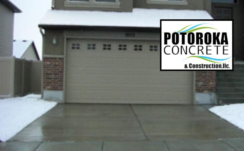 Full Coverage Heated driveway Potoroka.p