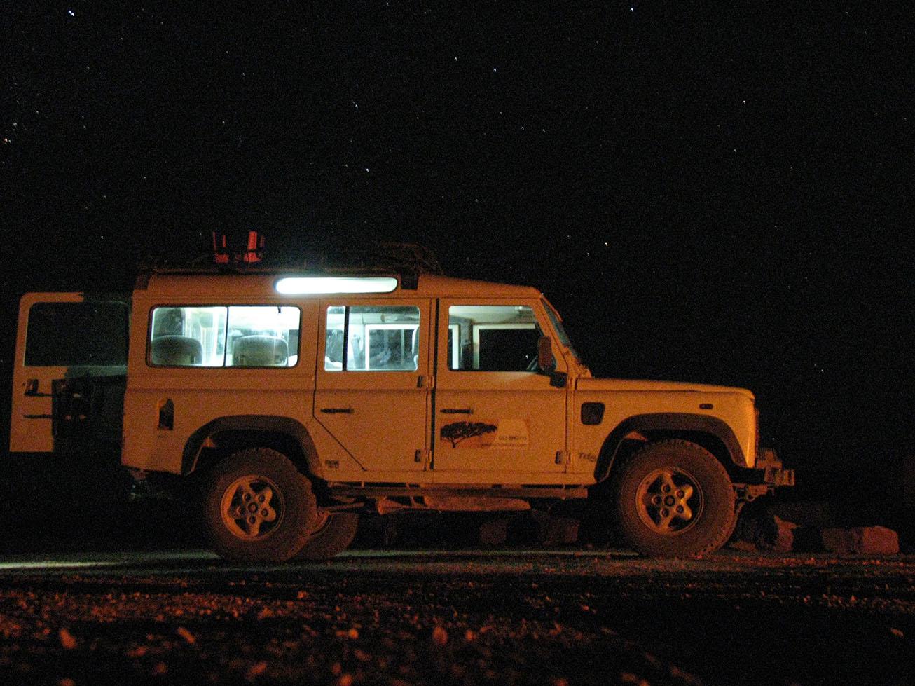 פעילות ערב - מסע בין כוכבים 2