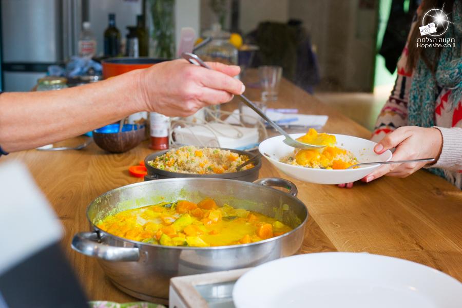 סדנת בישול לחורף בריא וטעים