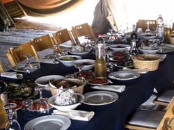 ארוחות שטח במדבר 4