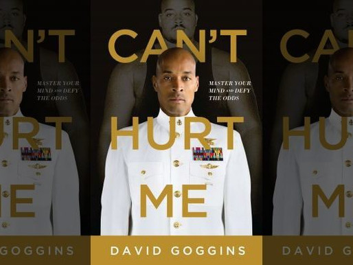 David Goggins, a book in review