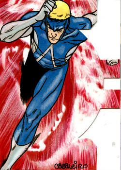 dc justice league 30