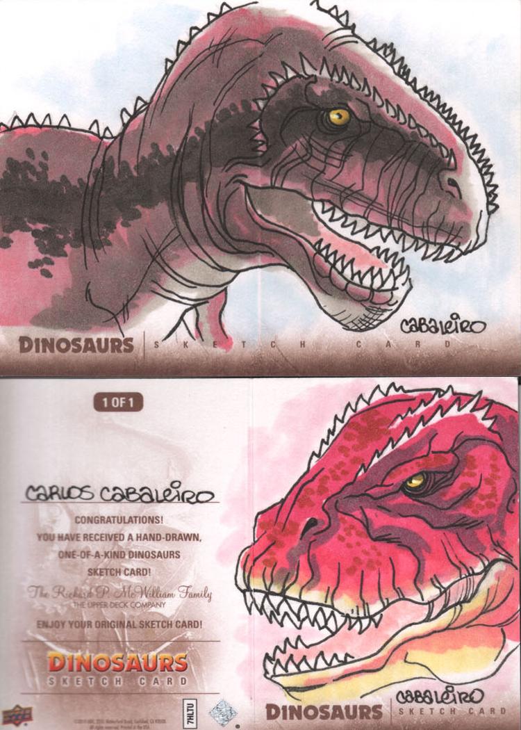 dinosaurs! double 11