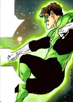 dc justice league 52