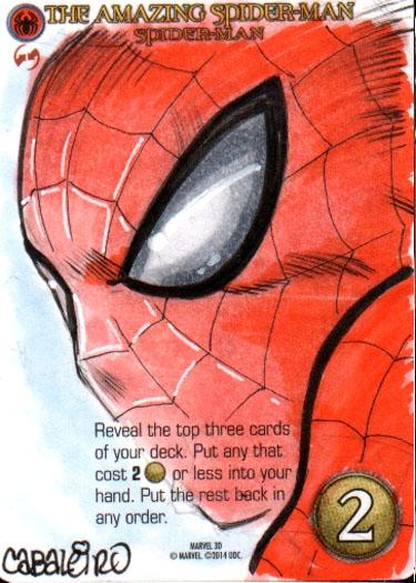 Marvel 3D Spider-Man