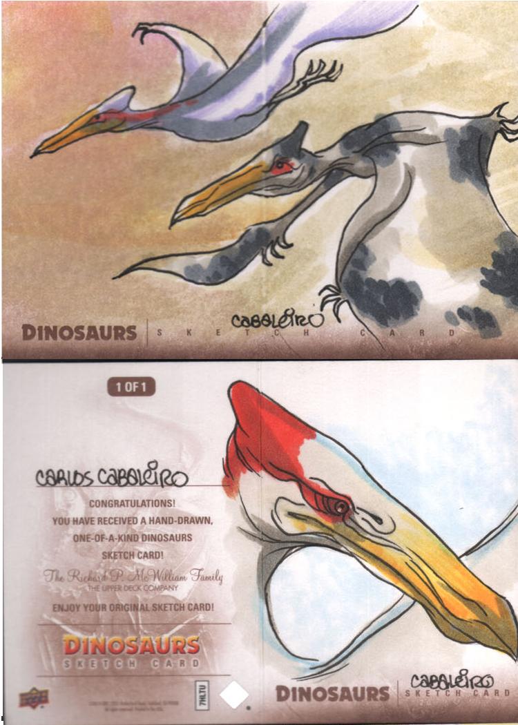 dinosaurs! double 13