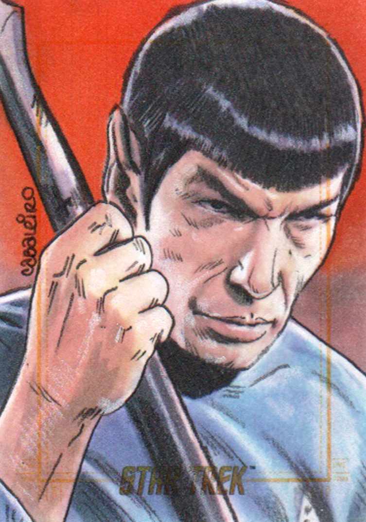 star trek 50 spock ap
