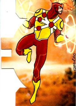 dc justice league 28