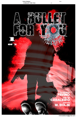 A Bullet for You #1 cover