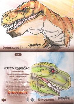dinosaurs! double 8
