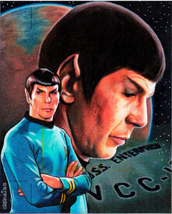 star trek 50: spock