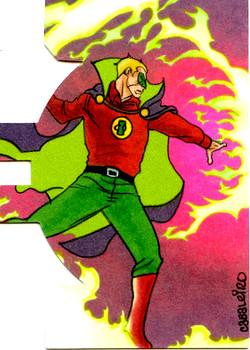dc justice league 8