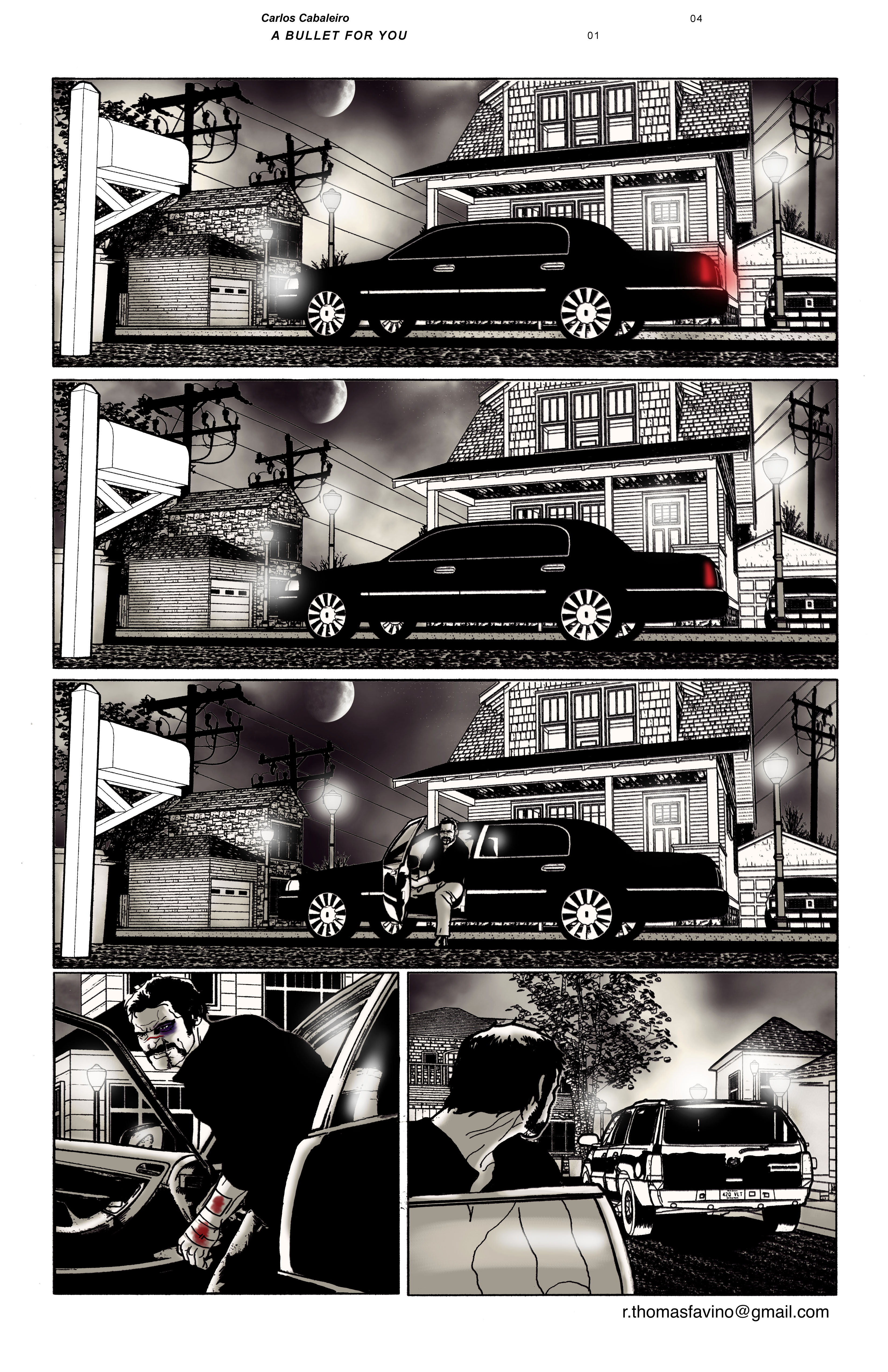 A Bullet for You #1 page 4