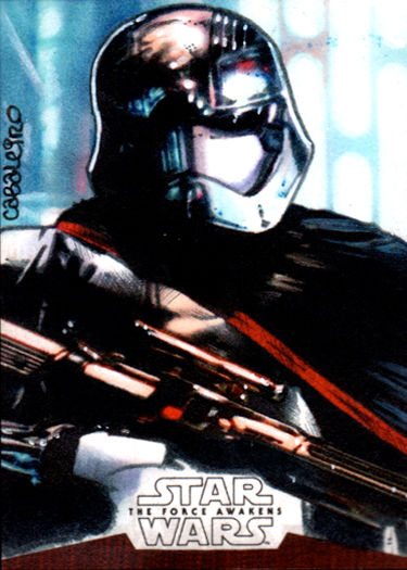 phasma tfa artist proof