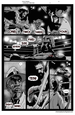 A Bullet for You #1 Page 3