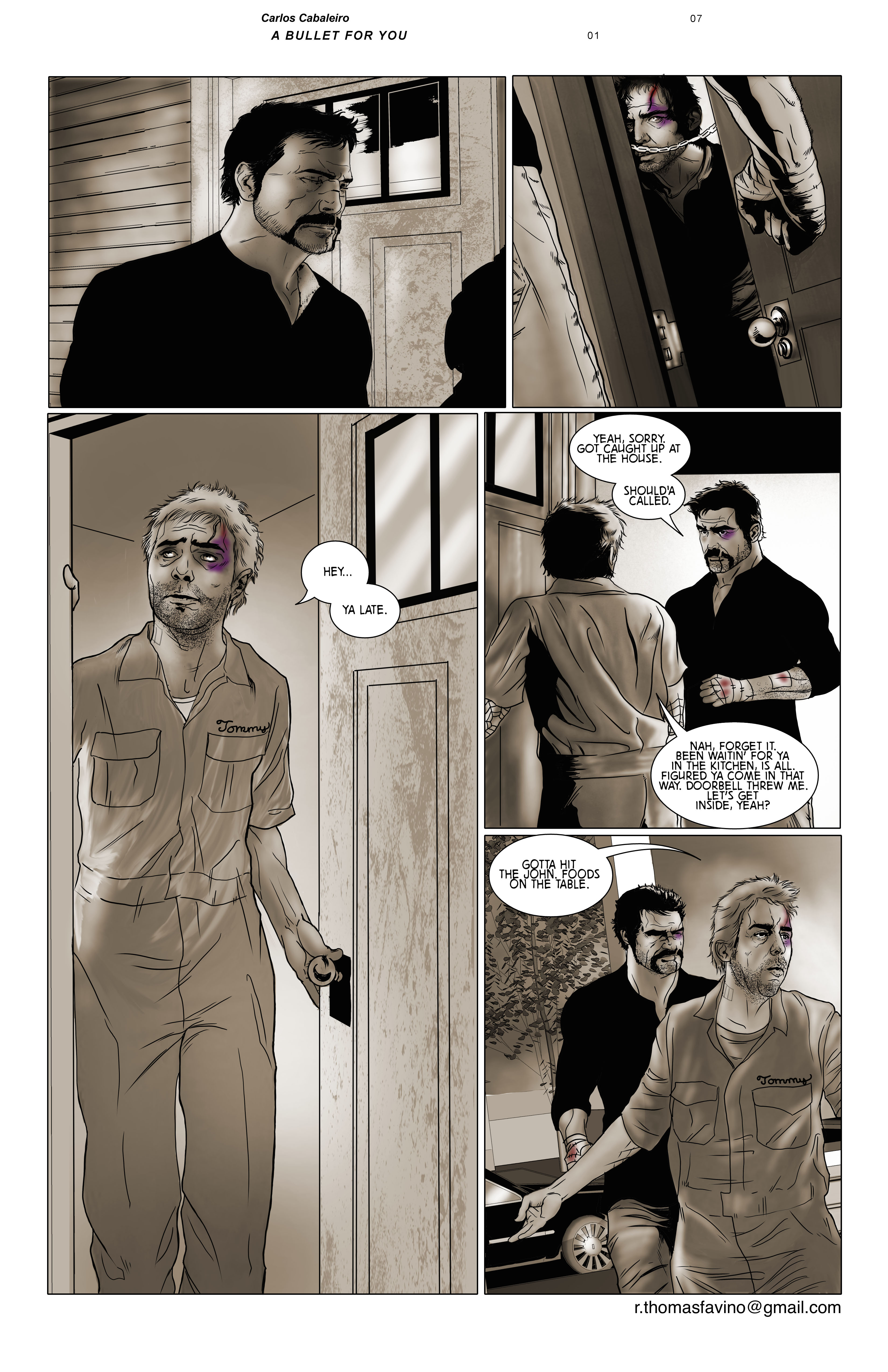 A Bullet for You #1 Page 7