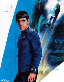 star trek beyond: spock