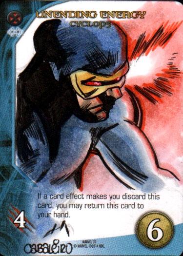 Marvel 3D Cyclops 3
