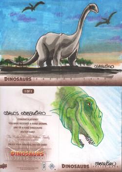 dinosaurs! double 7