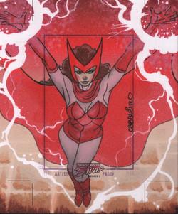 Marvel Dangerous Divas 2 AP Commission