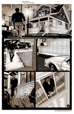 A Bullet for You #1 page 5