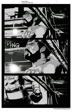 A Bullet for you #1 Page 1