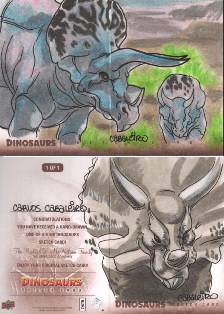dinosaurs! double 1