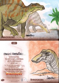 dinosaurs! double 17