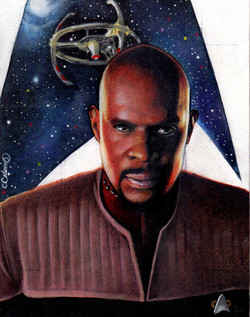 deep space nine: sisko